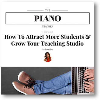The Piano Teacher Magazine